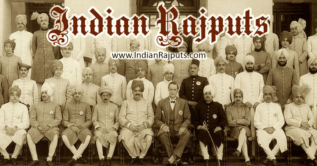 History Of Rajputs In India Rajput Provinces Of India
