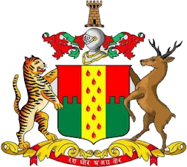 Ajaigarh Coat of Arms