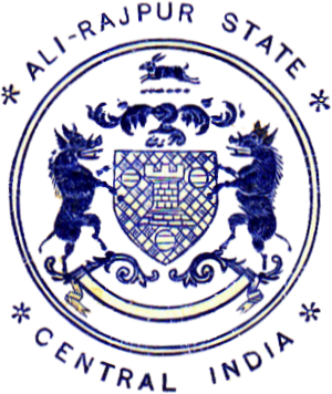 Ali Rajpur Coat of Arms