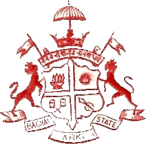 Baghal (Princely State) Logo
