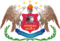 Bajekan & Dhingsara Coat of Arms
