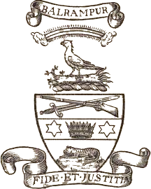 Balrampur Coat of Arms