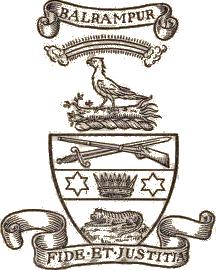 Balrampur (Taluk) Logo