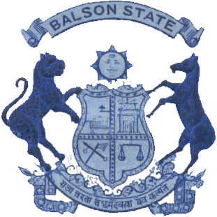 Balsan Coat of Arms