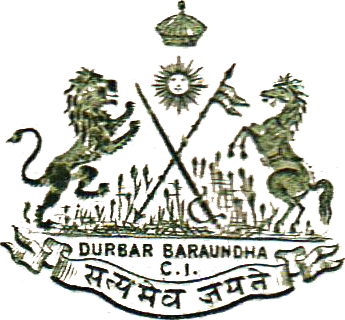 Baraundha Coat of Arms