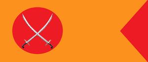 Bhaddaiyan Raj Flag