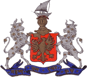 Bhavnagar Coat of Arms
