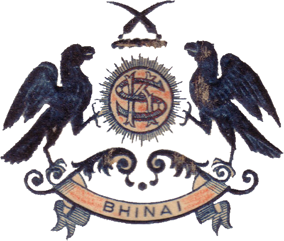 Bhinai Coat of Arms