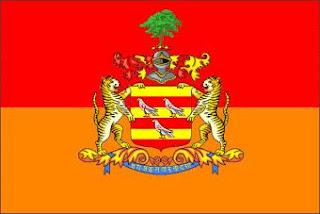 Bikaner (Princely State) flag