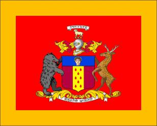 Charkhari Flag