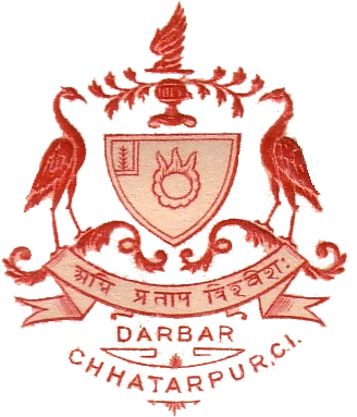 Chhatarpur Coat of Arms