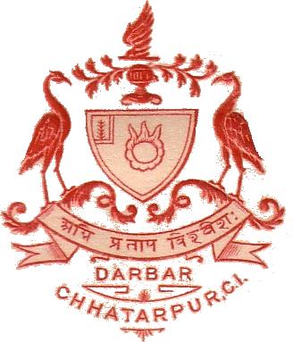 Chhatarpur (Princely State) Logo