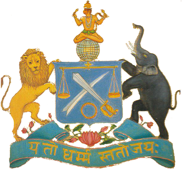 Cooch Behar Coat of Arms