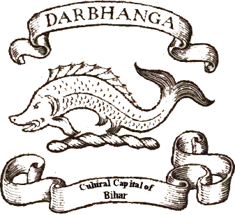 Darbhanga Coat of Arms