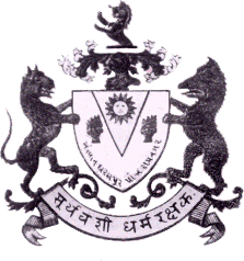 Dharampur Coat of Arms