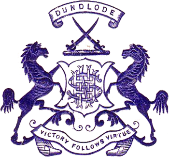 Dundlod Coat of Arms
