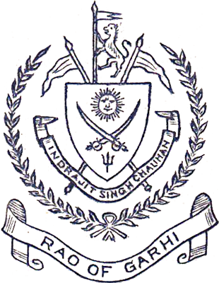 Garhi Coat of Arms
