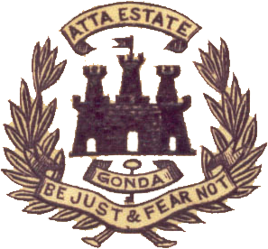 Gonda Coat of Arms