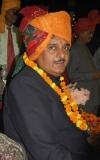 HH Samrajya Maharajadhiraja Bandhresh Shri Maharaja PUSHPRAJ SINGH Ju Deo Bahadur