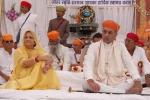 Maharana Shri MAHENDRA SINGH Bahadur and HH Maharani Nirupama Kumari