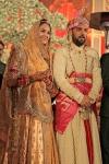Shaadi Ri Goth or the Wedding Reception was held at Shikarbadi, Govardhan Vilas, Udaipur on 24th January 2014