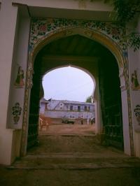 Bada Khera Garh Entrance Gate (Bada Khera)