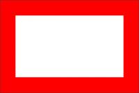 Bansda State Original Flag (1877)