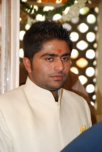 Kumar Shri Satyajitsinhji N. Gohil of Bhavnagar
