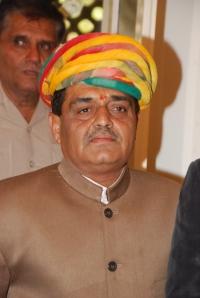Raol Shri Shailendrasinhji Chandrajitsinhji Gohil of Bhavnagar