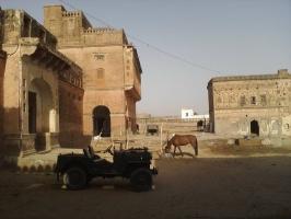 Bhukarka Fort