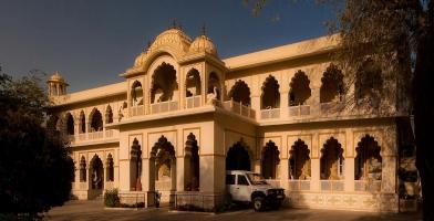 Bissau Palace, Jaipur