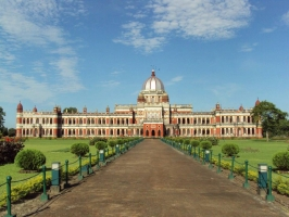 Cooch Behar Rajbari Royal palace build in 1887