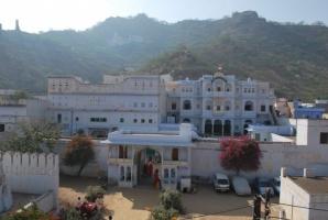 Jobner Garh, residence of Rawal Ajit Singhji