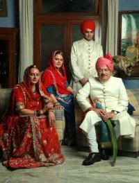 Karauli Royal family