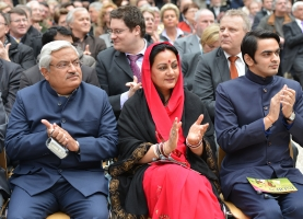 Karauli Royal family honoured by the Austrian embassy