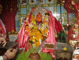 Chamunda Mata Temple in Kod