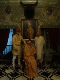 Nilgiri Royal family