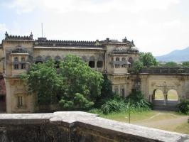 Palitana Palace Hava Mahal