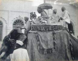 Dushera Procession