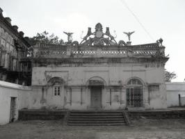 Seraikella Palace