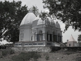 Seraikella Palace Riverside Temple
