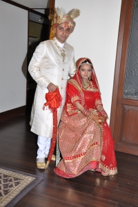 Lal Sahib Rajvikram Singh Deo &  Lal Sahiba Ambica Kumari Devi, Rajkumar & Rajkumari of Seraikella