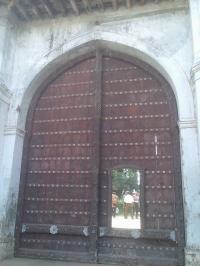 Varsoda Darbargadh main gate