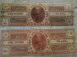 Varsoda state Stamp