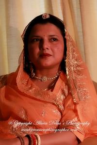 Thakurani Jyoti Kanwar of Ajabpur