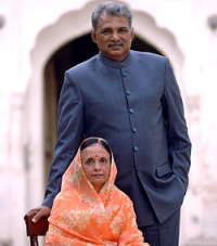 Rao Bahadur Raja MANVENDRA SINGH Judeo and Rani Brijraj Kumari
