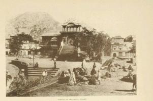 Shri Jaganath Temple, Alwar State