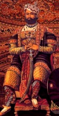 H.H. Maharao Raja Shri Bane Singhji Veerendra Shiromani Dev Bharat Prabhakar Bahadur, Maharao Raja of Alwar.( 1815 - 1857)