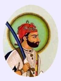 H.H. Rao Raja Shri Bakhtawar Singhji Veerendra Shiromani Dev Bharat Prabhakar Bahadur, Rao Raja of Alwar. (1791- 1815)