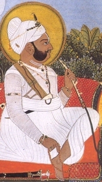 H.H. Rao Raja Shri Pratap Singhji Veerendra Shiromani Dev Bharat Prabhakar Bahadur, Rao Raja of Alwar. (1775 - 1791)